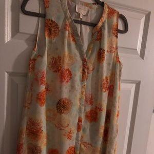 Floral summer dress!